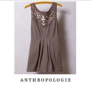 •Anthropologie• Deletta tank top
